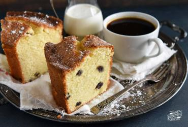 Costa Rica Raisin Cake