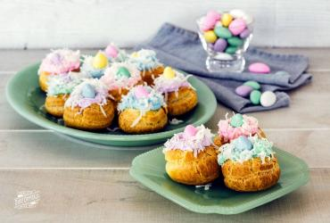 Cotton Tail Cream Puffs