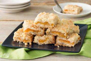 Dandy Apricot or Peach Squares