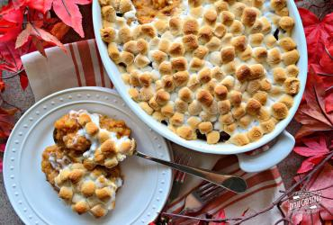 Dean's Sweet Potato Casserole