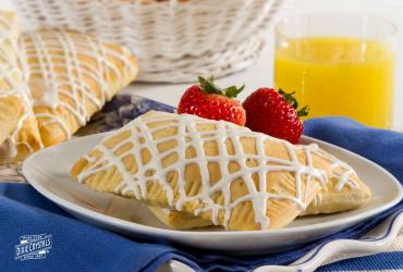 Filled Breakfast Pastry