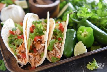 Instant Pot® or Slow Cooker Chicken Carnitas