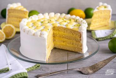 Lemon Lime Layer Cake
