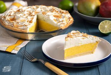 Mango Meringue Pie Dixie