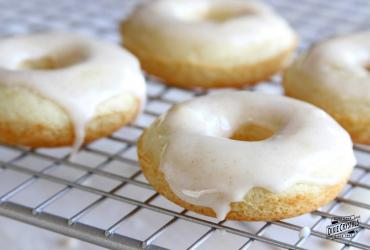 Maple Cinnamon Icing