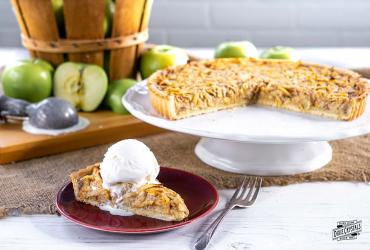 Marlborough Apple Tart