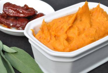 Mashed Chipotle Sweet Potatoes