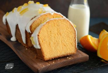 Orange Crush Pound Cake