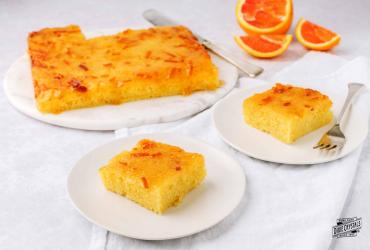 Orange Marmalade Upside Down Cake