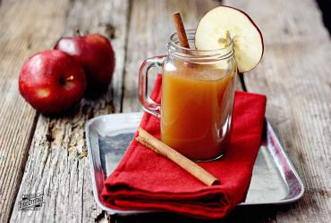 Slow Cooker Apple Pie Cider