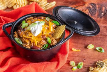 Slow Cooker Chili Cheese Burger Dip