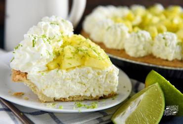 Tropical Breeze Pie