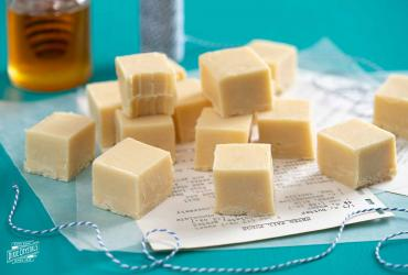 Vanilla Honey Fudge