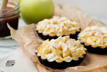 Apple Butter Apple Tarts