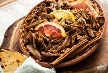 Brown Sugar Citrus Carnitas dixie