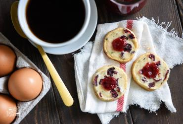 Cranberry & Earl Grey Tea Shortbread Cookies