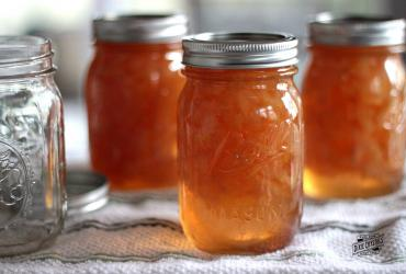 Ginger Pear Preserves