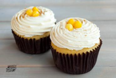 Lemon Butter Cream Frosting
