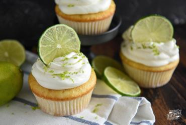 Lime Butter Cream Frosting