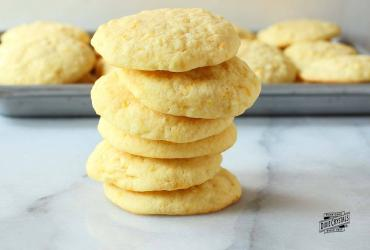 Orange Coconut Cookies