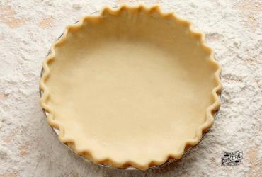 Pure Butter Pie Crust