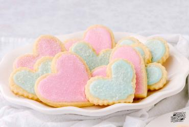 Thick Soft Baked Sugar Cookies