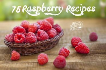 75 Rich, Red Raspberry Recipes