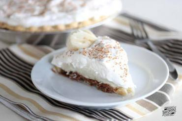 Celebrate National Banana Cream Pie Day on March 2