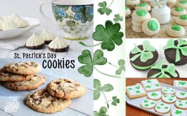 Get Lucky with These St. Patrick's Day Cookie Recipes
