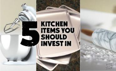 5 Cooking Utensils You Should Invest In