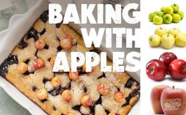 Baking with Apples - Easy as Pie