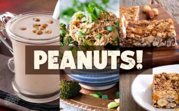 peanut recipes