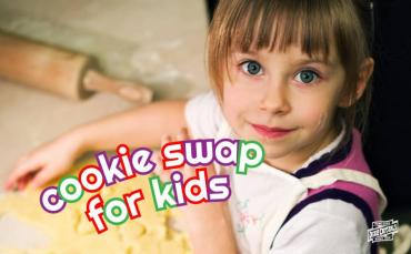 How to Host a Cookie Swap For Kids
