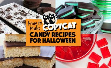 Copycat Candy Recipes